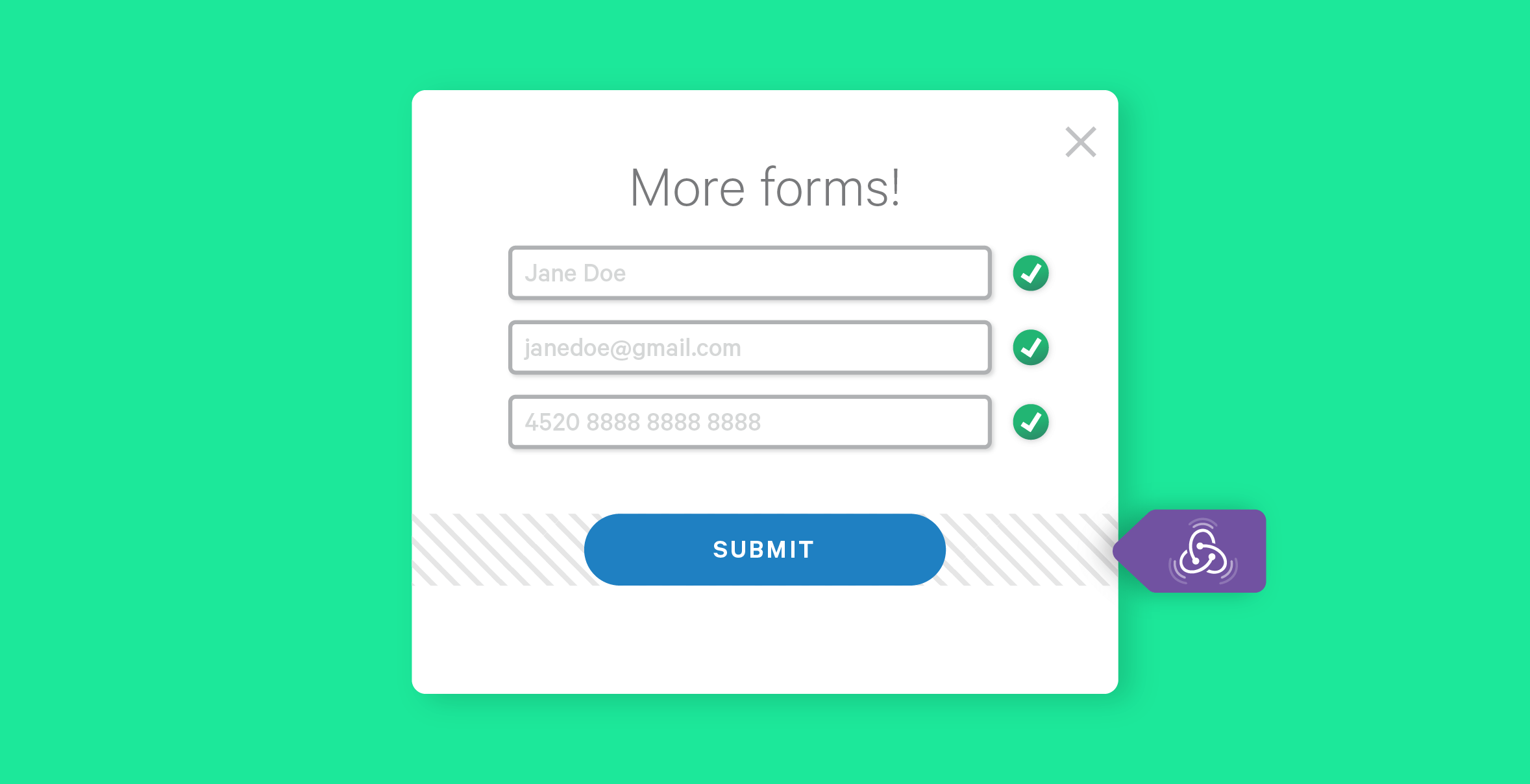 Creating Forms with Redux: Part II | Rangle io