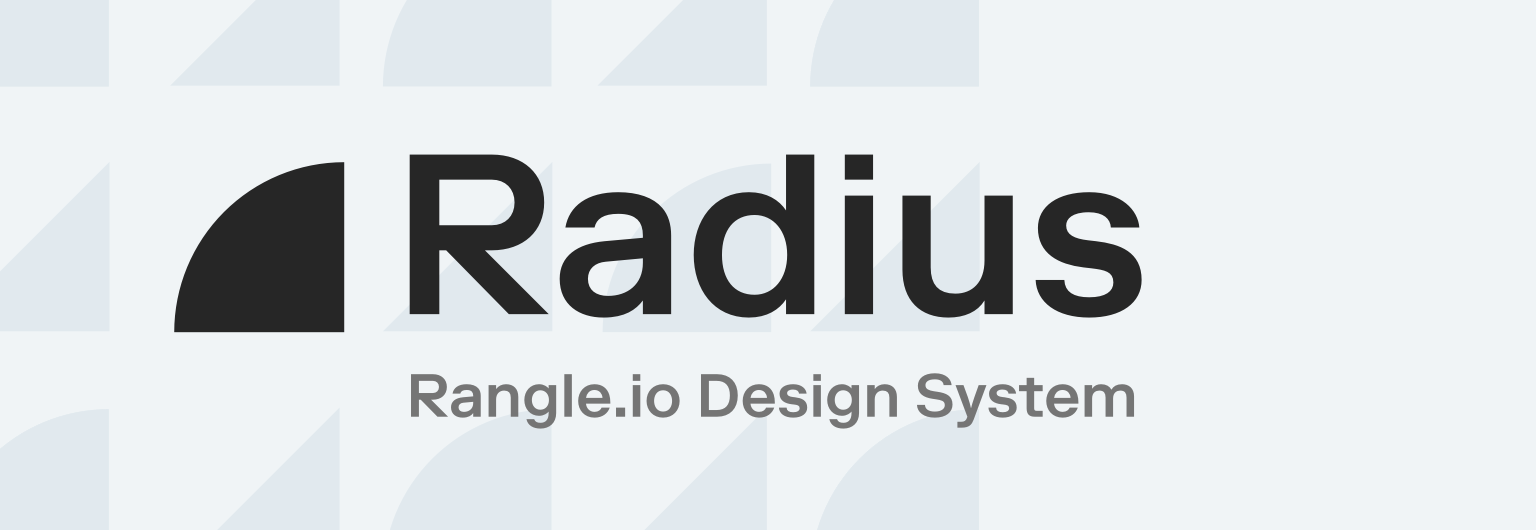 logo image for Rangle's open source design system